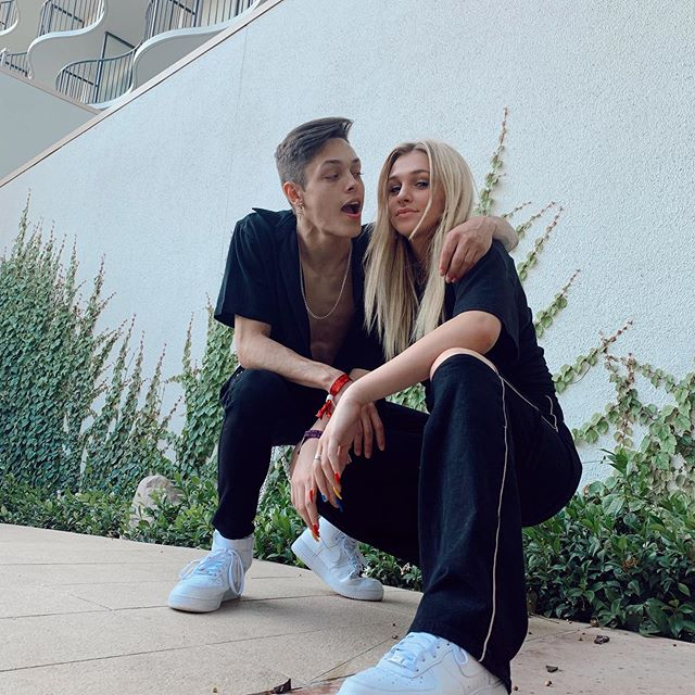 Madi-Monroe-with-her-boyfriend-Christopher-Romero