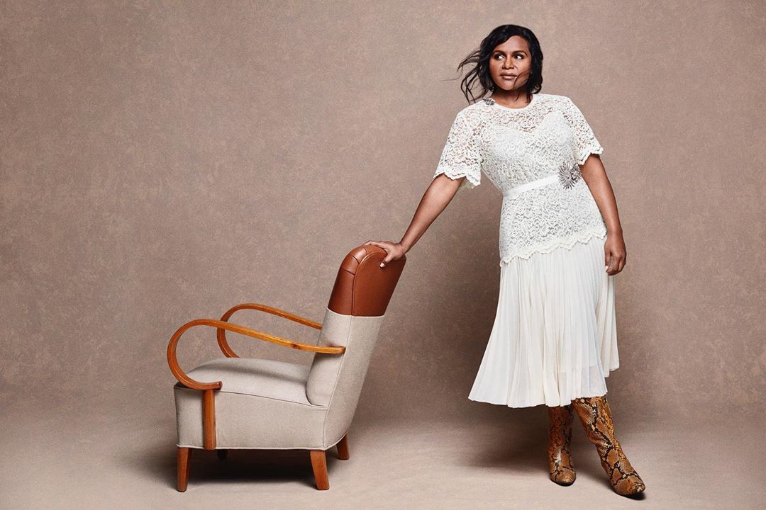 Mindy Kaling Entrepreneur Bio Wiki Boyfriend Daughter Height Weight Net Worth Career Facts Starsgab