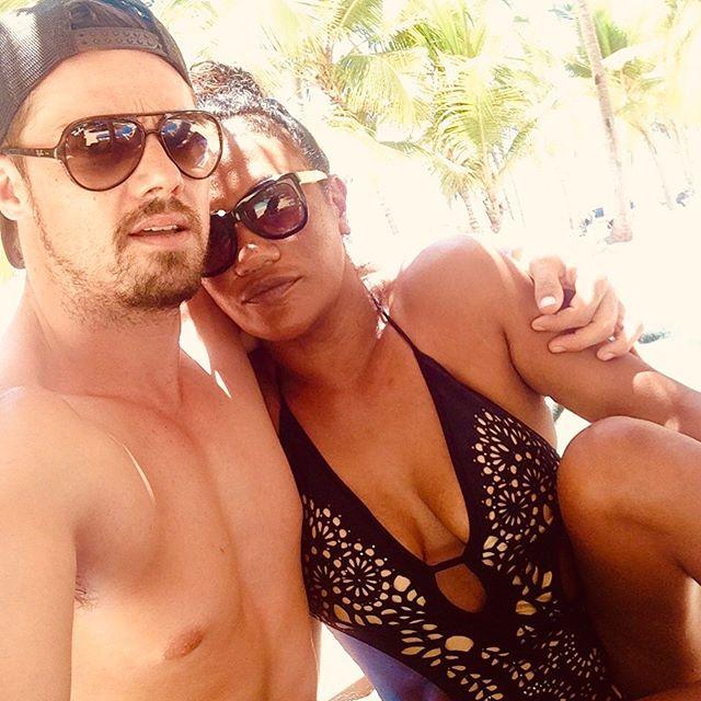 Jay ryan girlfriend who is Kristin Kreuk