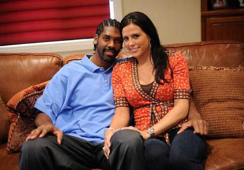 Lauren-Prothe-with-her-husband-image