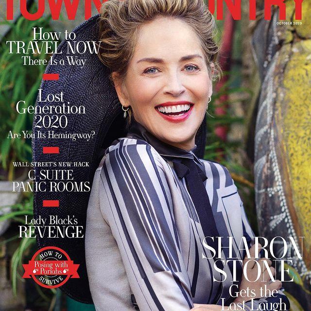 Sharon-Stone-career