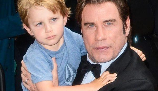 Benjamin-Travolta-with-his-father-image