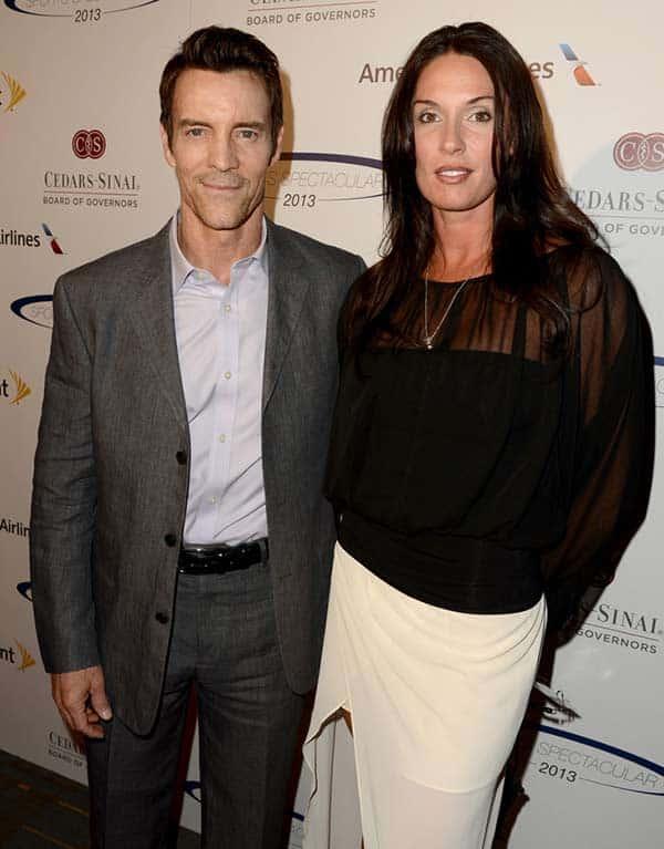 Tony-Horton-with-his-wife-Shawna-Brannon