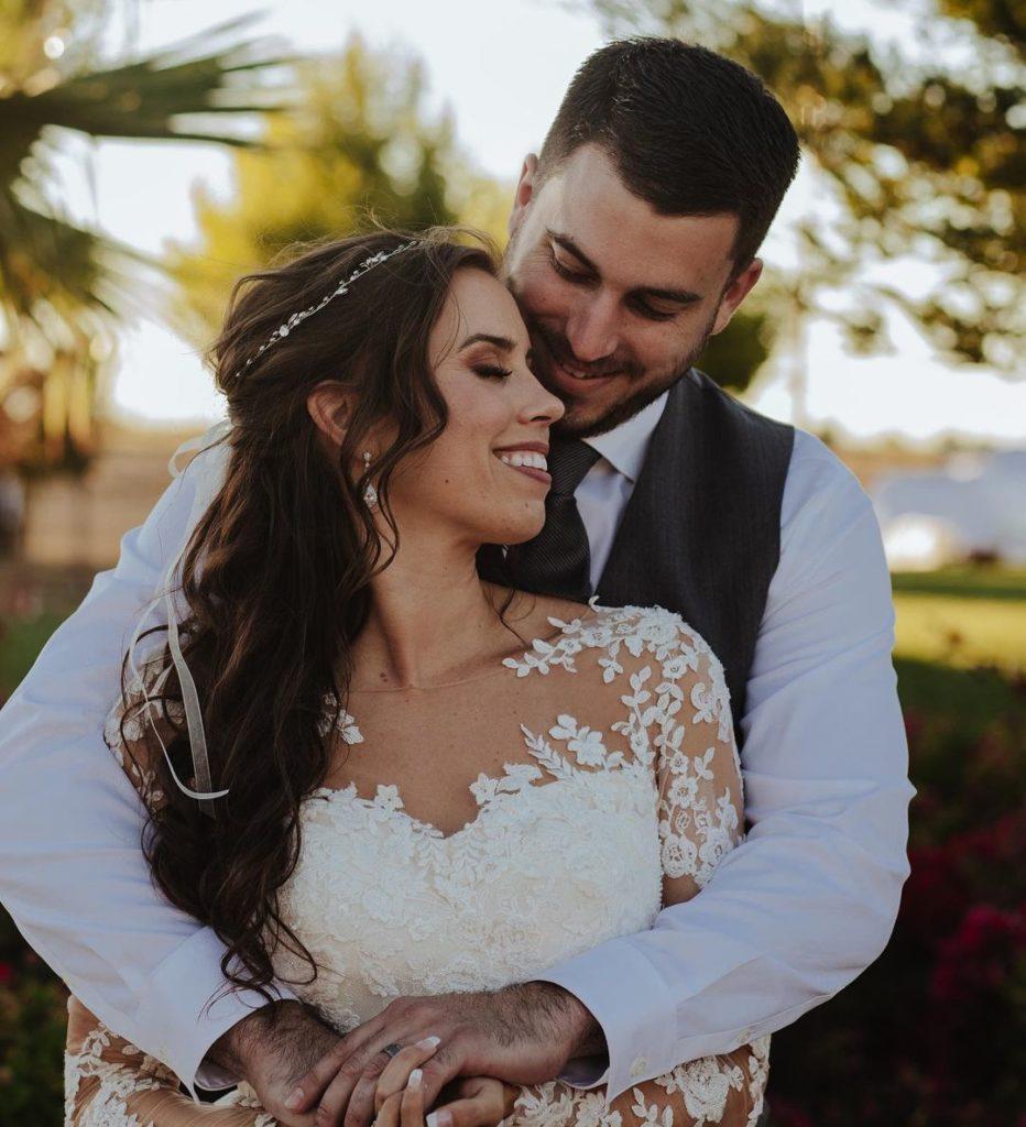 Christina-Cimorelli-with-her-husband