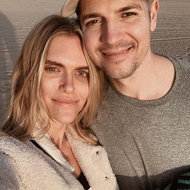 Lauren-Scruggs-with-her-husband