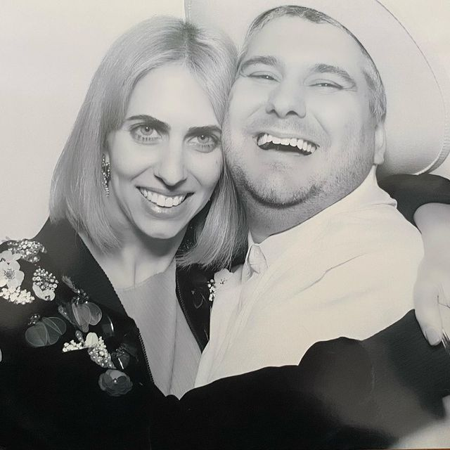Hila-Klein-with-her-husband