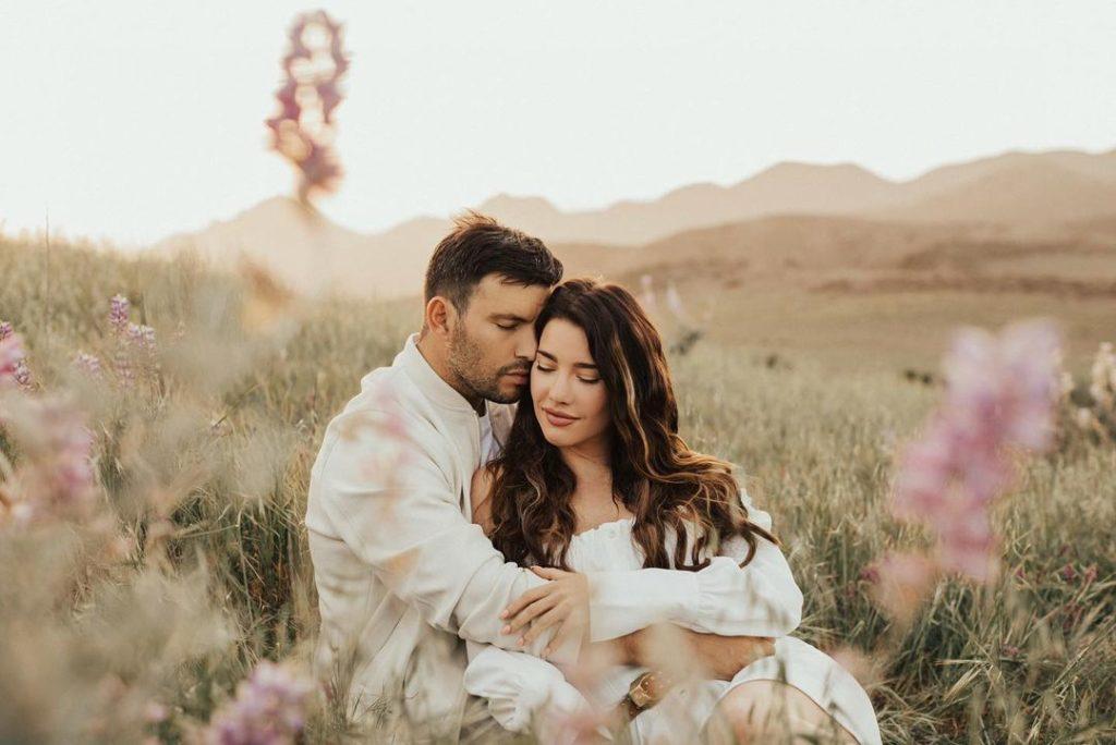 Elan-Ruspoli-with-his-wife