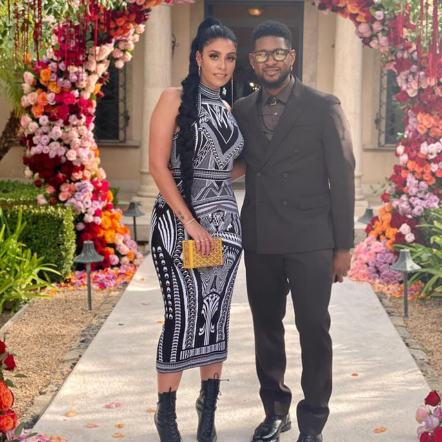 Usher-with-his-girlfriend
