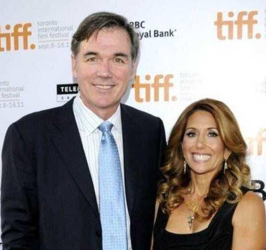 Tara-Beane-and-her-husband-Billy-Beane