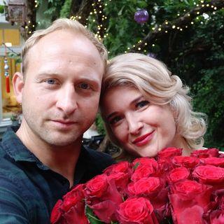Borys-Szyc-with-his-wife