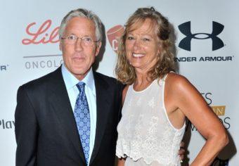 Glena-Goranson-and-husband-Pete-Carroll